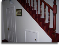 Reversed Stairs
